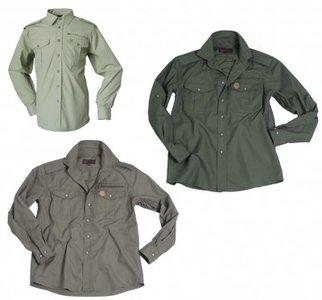 Jacht- outdoor hemd