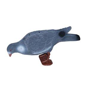 Lokvogel duif geflockt XL 40cm