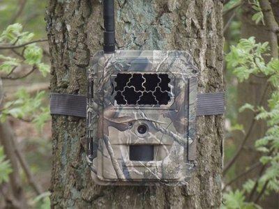 Bewakingscamera S358 SPROMISE 12MP GPRS Foto en Video E-Mail Zend Functie.