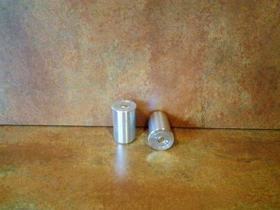 Dummy Patronen Hagel / Bufferpatroon / Snap Caps (aluminium)