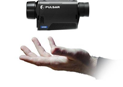 Pulsar Axion Key XM30 Warmtebeeld