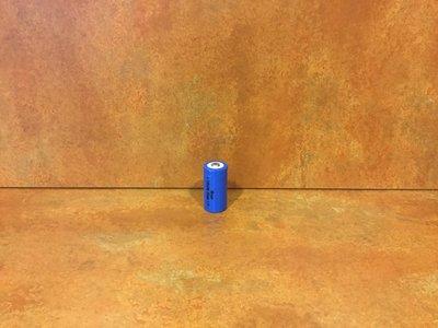 Oplaadbare Batterij ICR16340 (CR123A) 700mAh 3.7V