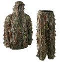 DEERHUNTER-Sneaky-3D-Pull-over-Set-w.-Jacket-Camouflage-Pak-Blaadjes-Pak-Ghillie-Suit
