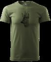 Ree-T-Shirt-Groen-Logo