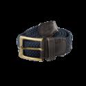 Elastische-Riem-Countryman-Elasticated-Belt-Blauw