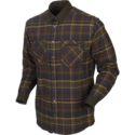 Härkila-Pajala-Shirt-Mellow-brown-check