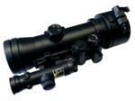OCCASION-DIPOL-Voorzet-kijker-DN-34-B-W-Night-attachment