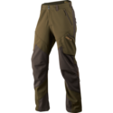 Härkila-Lagan-trousers-Willow--green-Deep-brown