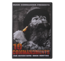 The-10-Commandments:-an-Instructional-Hunting-DVD