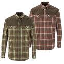 Shooterking-Outdoor-hemd-rood-bruin--ANTI-TEEK