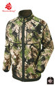 Shooterking-Digitex-Softshell-Jas-Groen-Bruin-(Heren)