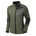 Warm-Softshell-Vest-Jas-Groen-DAMES-Thermic-Jacket-Green-SHOOTERKING